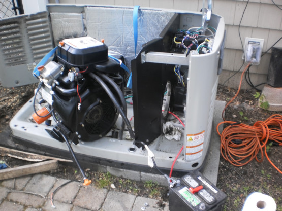 Generac 20KW-Engine-replacement