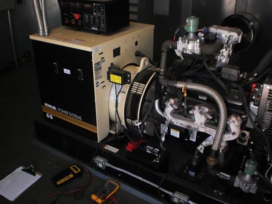 Kohler 60 KW – Natural Gas