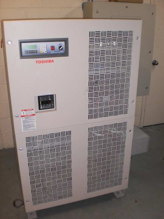 Toshiba 4200 50 KVA